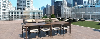 Renelle Rooftop Amenity Space